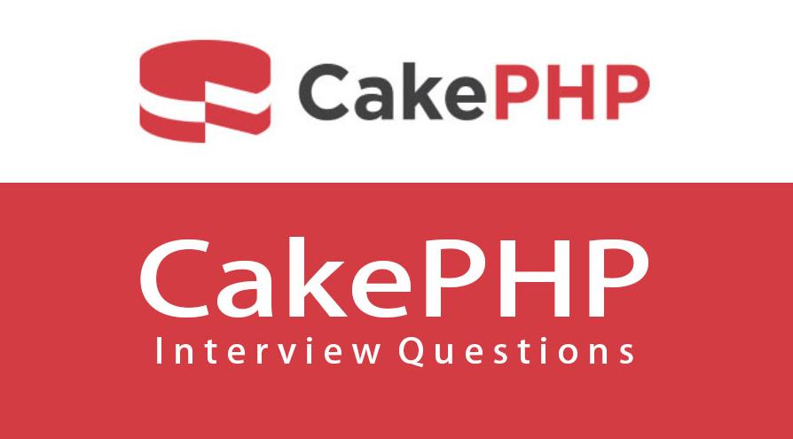 CakePHP Framework.