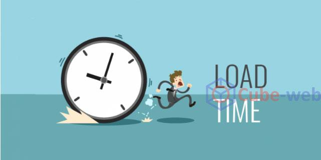 Đảm bảo tốc độ load website nhanh.
