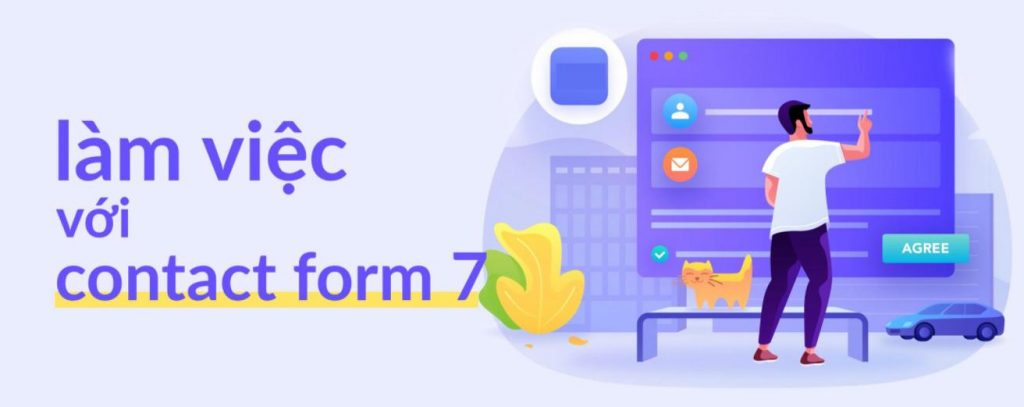 Hướng dẫn contact form 7 và những lợi ích nó đem lại