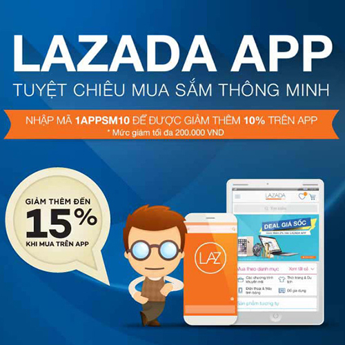 ứng dụng mua sắm online tốt nhất